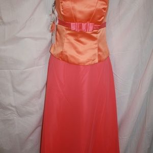Alfred Angelo size 10 dress NEW WITH TAGS 2 piece